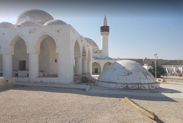 قصر إبراهيم الأثري في مدينة الهفوف