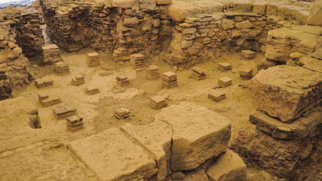 مدينة السرين الأثرية في الليث بالسعودية