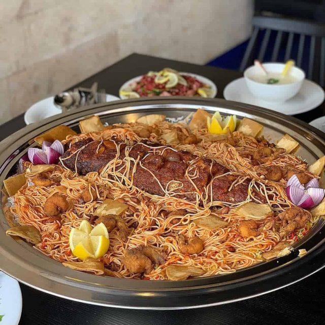مطعم ركن جدة التركي