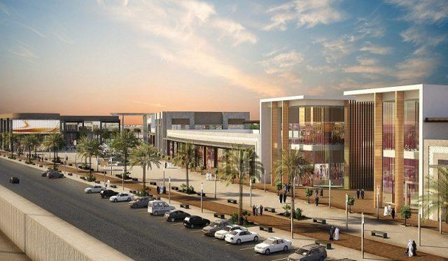 Al Taif Malls