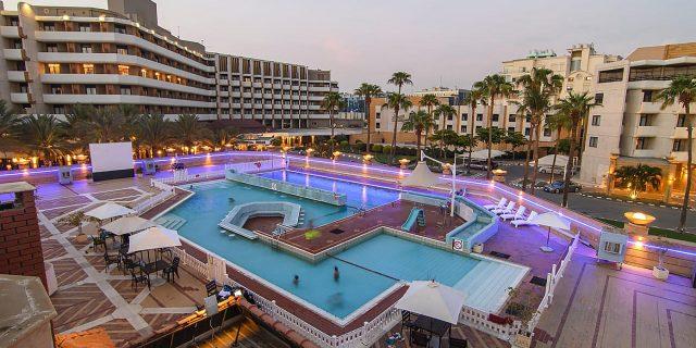 فندقإنتركونتيننتال جدة فنادق جدة