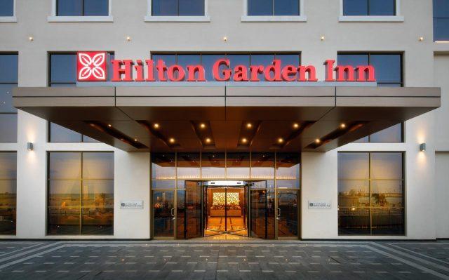 فندق هيلتون جاردن إن الجبيل