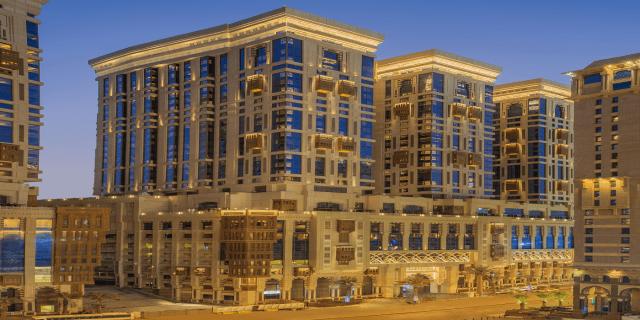 فندق جبل عمر حياة ريجنسي مكة فنادق مكة المكرمة