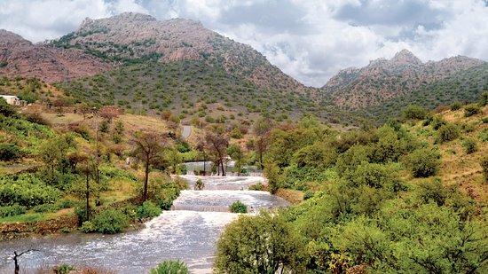 Taif Valleys
