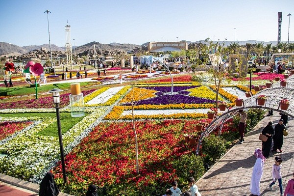 The best parks in Taif
