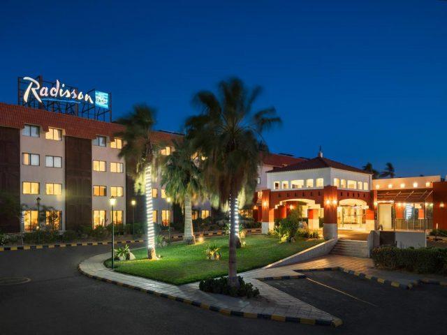 فندق راديسون بلو، ينبع فنادق ينبع