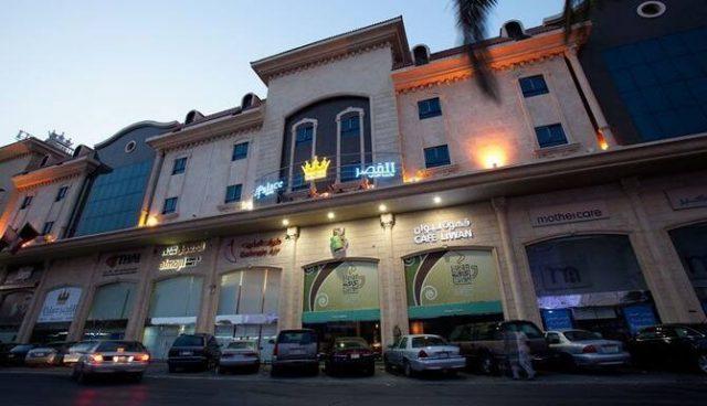 the palace hotel suites al khobar