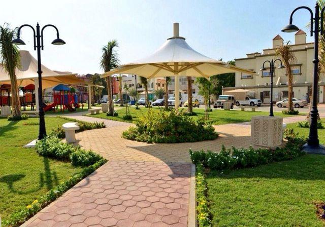 حدائق خميس مشيط