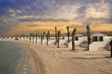 شاطئ الهيئة الملكية السعودية