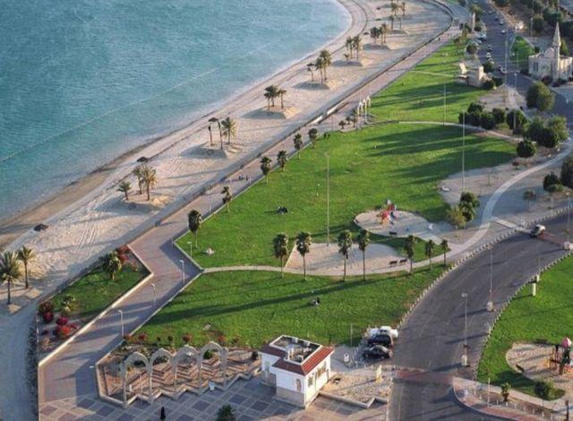 Al-Fanateer Beach
