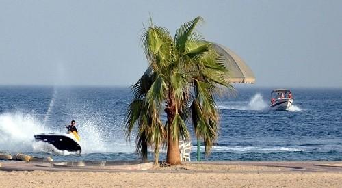 شاطئ هاف مون أرامكو