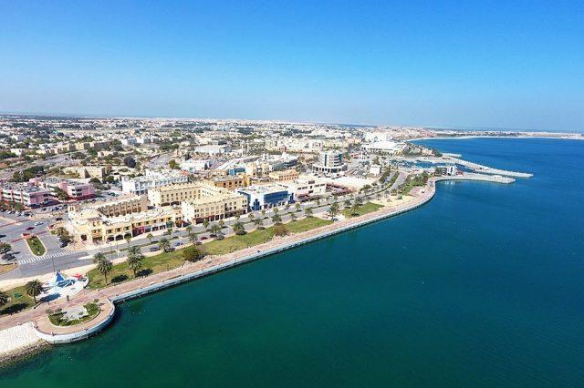 شواطئ الجبيل المملكة العربية السعودية