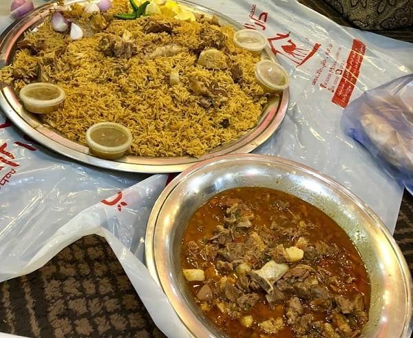 مطعم دار الحاشي