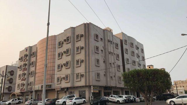 منازل الساهر للوحدات السكنية فرع 1