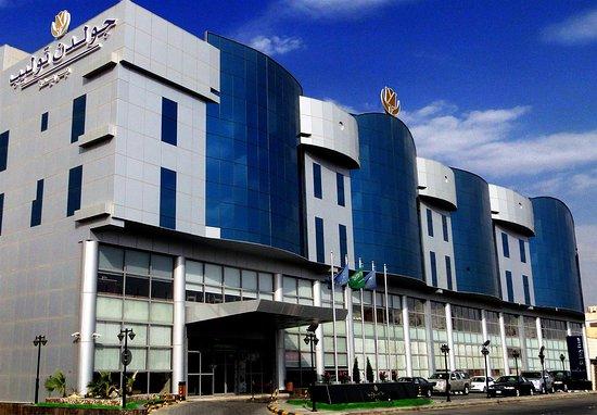 فندق جولدن تيوليب بريدة – القصيم