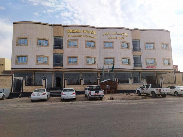 فندق OYO 556 Sigma House Furnished Apartments