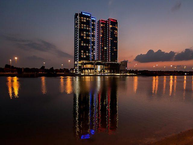 فندق ايبيس أبوظبي غيت