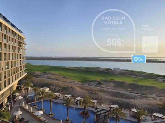 فندق راديسون بلو، أبو ظبي جزيرة ياس