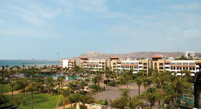 فندق Hotel Riu Palace Tikida Agadir - All Inclusive