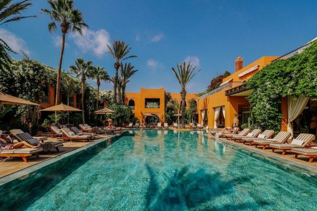 فندق Tikida Golf Palace - Relais & Châteaux