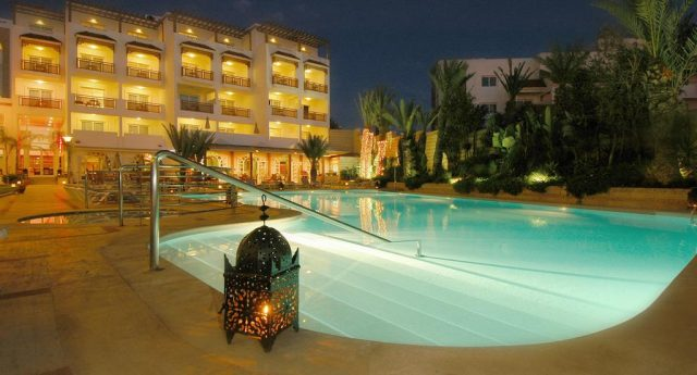 فنادق اغادير
