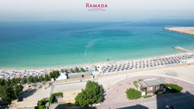 فندق Ramada by Wyndham Beach Hotel Ajman