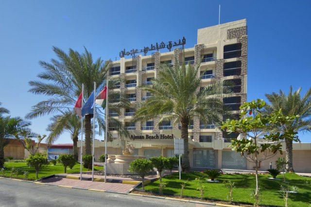 فندق عجمان بيتش هوتيل