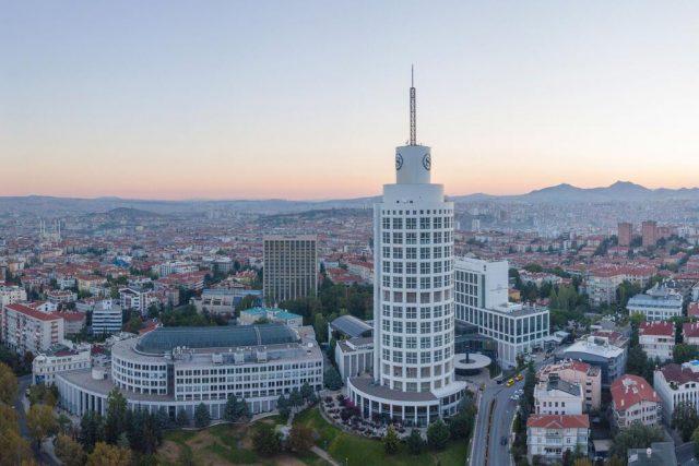 فندق ومركز مؤتمرات أنقرة شيراتون