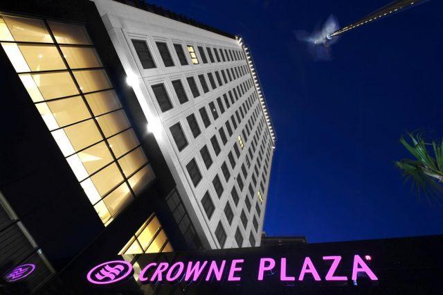 فندق مركز مؤتمرات وسبا العلاج الحراري كراون بلازا بورصا
