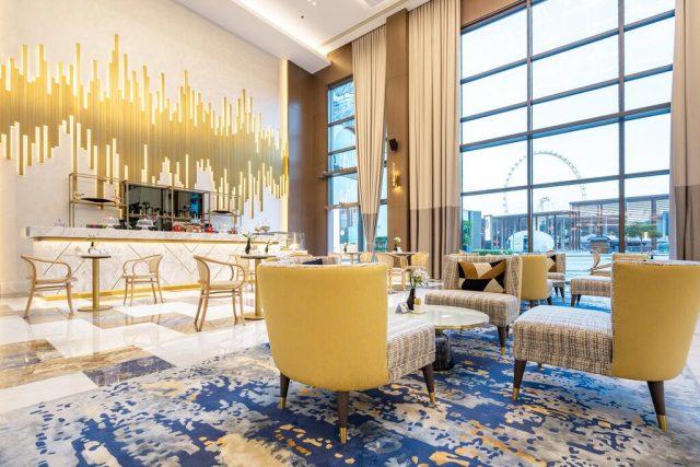 فندق سوفتيل دبي جميرا بيتش