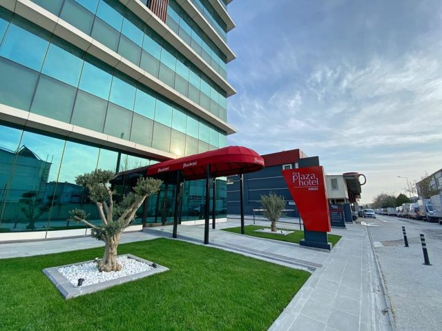 فندق The Plaza Hotel Edirne