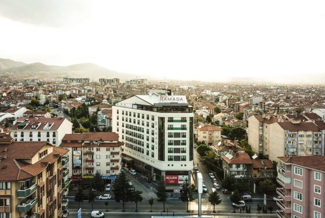 فندق Ramada Isparta