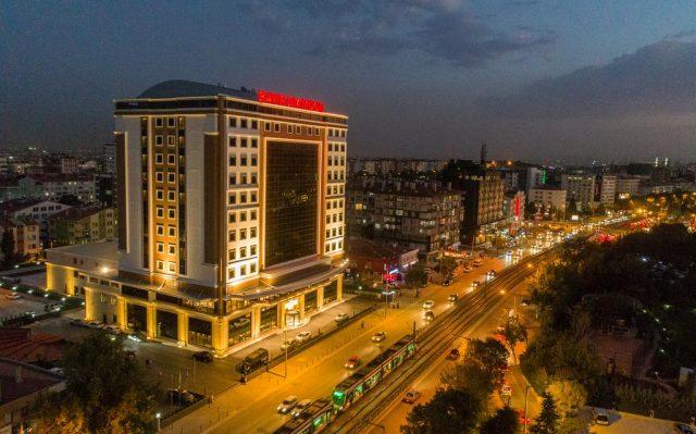فندق ومركز مؤتمرات بير دايمون كونيا