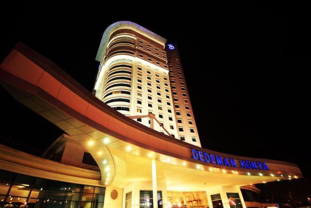 فندق ومركز المؤتمرات ديديمان قونية