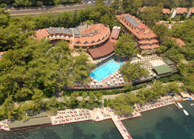 فندق مرمريس بارك