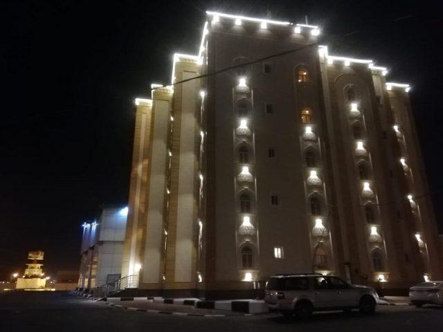 شقة فندقية روز بلازا