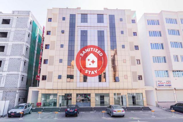 فندق OYO 106 Muscat Grand Hotel Apartment