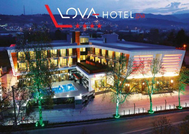 فندق وسبا يالوفا لوف يالوفا