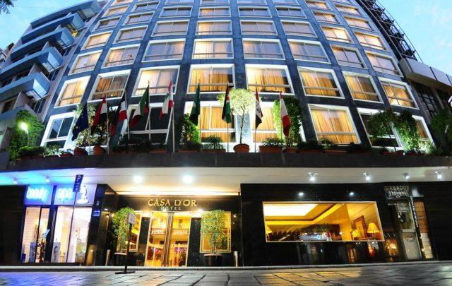 فنادق جبل لبنان