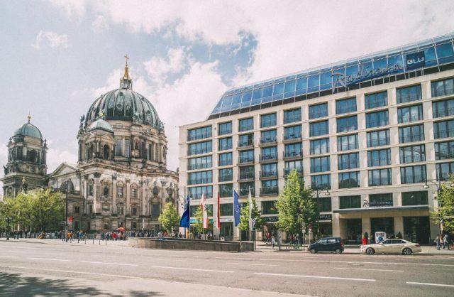 فنادق برلين