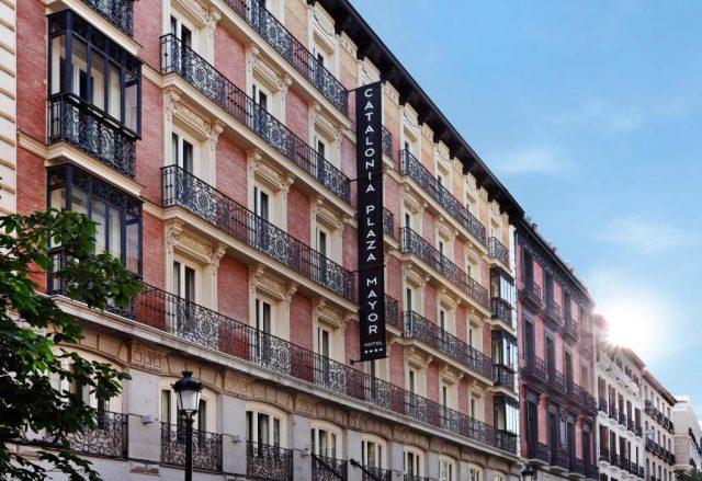 فنادق مدريد