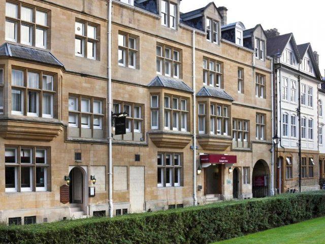 فنادق اكسفورد