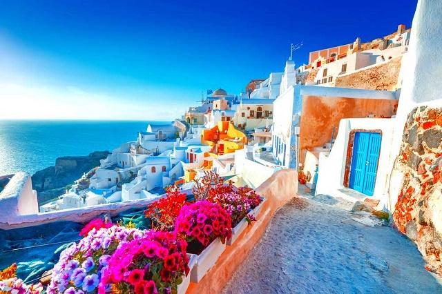 السياحة في اليونان