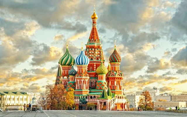 افضل وقت للسفر الى روسيا