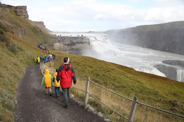 السياحة في ايسلندا للعوائل