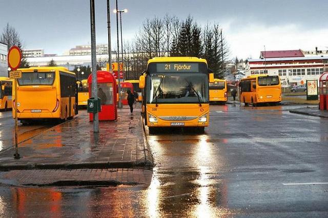 المواصلات والتنقل في ايسلندا
