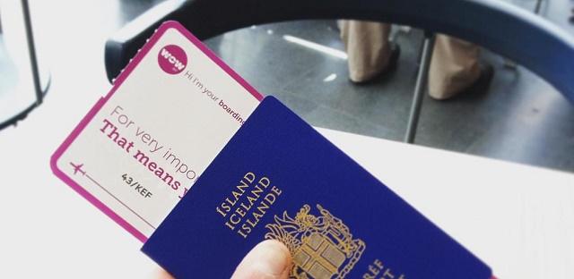 تأشيرة السياحة في ايسلندا