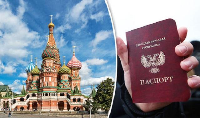 تأشيرة السياحة في روسيا