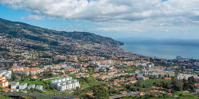 السياحة في فانشال البرتغال