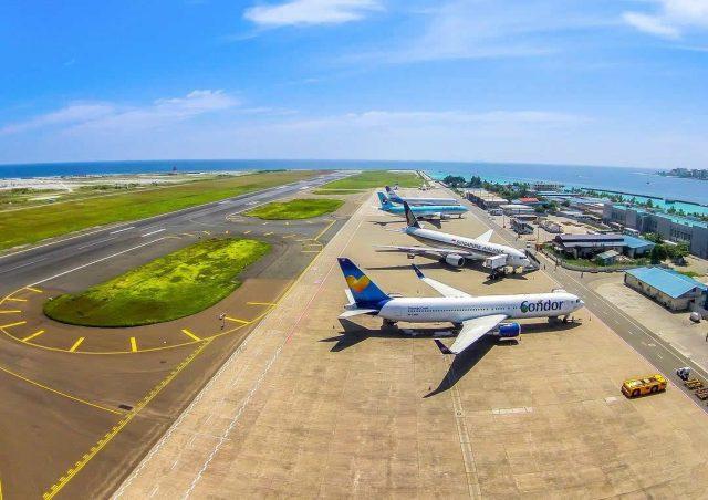 مطار ماليه الدولي